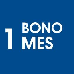 Bono 1 mes - Entrada gimnasio