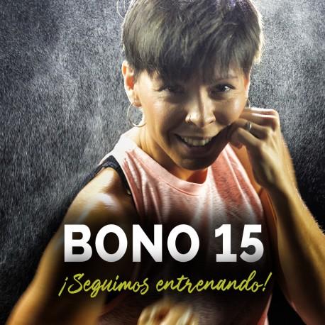 Bono 15 sesiones onfitness