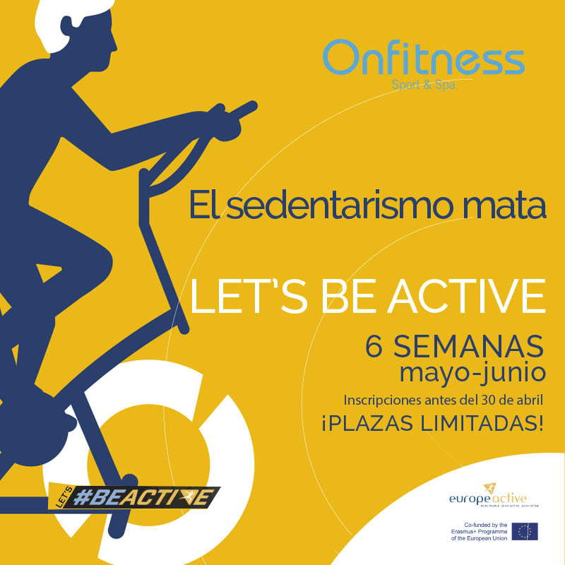 Let´s be active en onfitness
